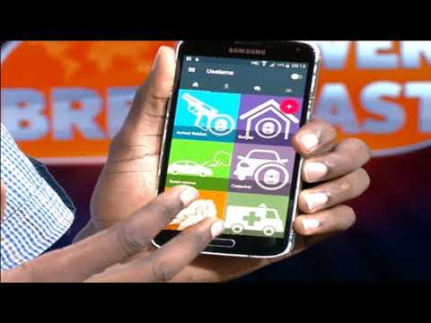 Power Breakfast:Brilliant minds behind Emergency Smartphone Apps