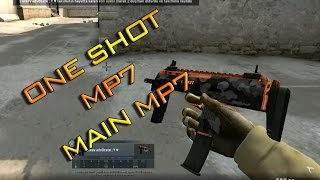 MP7 One Shot Long / Main MP7 # Counter Strike Global Offensive Moments