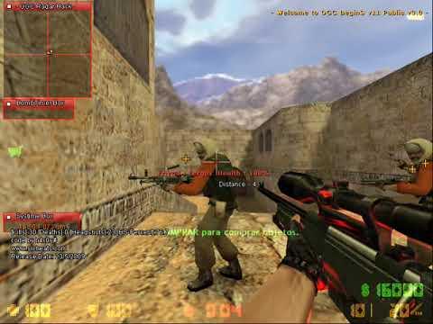 cheat para COUNTER STRIKE 1.6