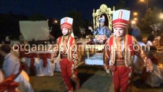 Sünnet Düğünü Organizasyonu Taht Gösterisi