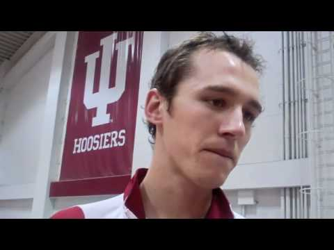 Andy Bayer after 3:58 at Indiana Relays 2012