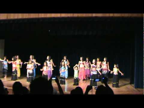 Drum Solo Nagymba Belly Dance (Principiantes e Intermedios)