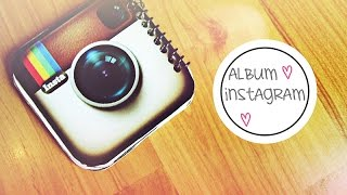 DIY: ALBUM INSTAGRAM ♥