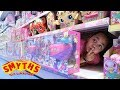 BEST HIDE AND SEEK SPOT In Smyths Toys Store | Toys AndMe