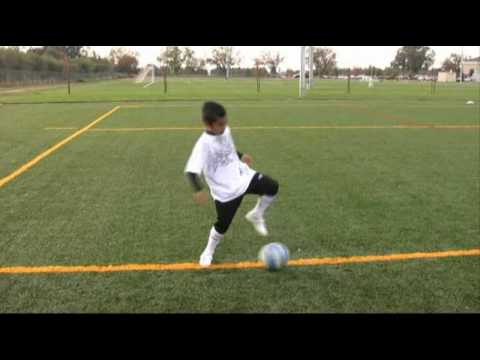Soccer Training for Kids (intermediate)