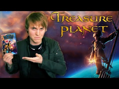 TREASURE PLANET | What We Had to Watch | Il Neige