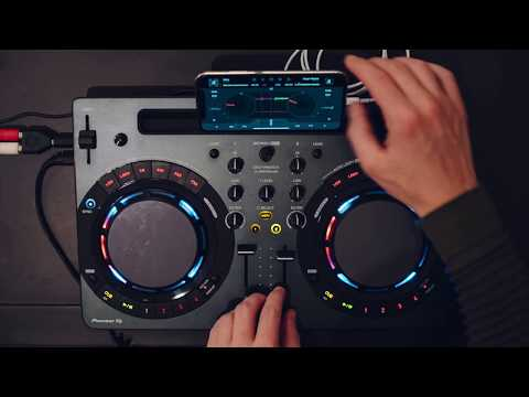R&B Meets Trip-Hop (for a moment): Djay Pro + Pioneer WeGo4 Controller