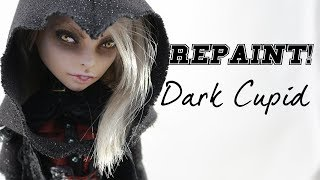 Valentine's Day Special collab: Special Forces Cupid OOAK doll Custom Repaint!