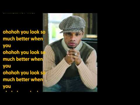 Kirk Franklin- I Smile With Lyrics video