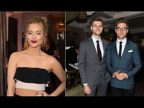 Outfits & more with Jim Chapman, Laura Whitmore at the Global Fashion Awards London