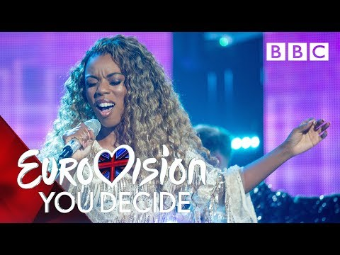 Kerrie-Anne performs 'Sweet Lies' - Eurovision: You Decide 2019 - BBC