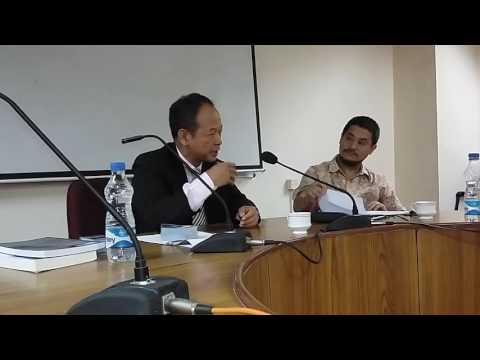 Philosophy of Fearism, Jawaharlal Nehru University, Delhi, India Part 3