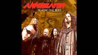 Watch Annihilator My Precious Lunatic Asylum video