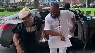 Mercy Chinwo passionately dances with SensationalBamidele to Udeme  || Satisfied Album