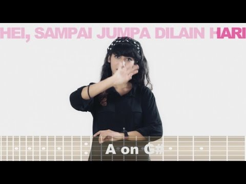 Endank Soekamti - Sampai Jumpa (Official Lyric Video with Sign Language)