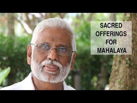 Sacred Offerings For Mahalaya: Tarpanam Rituals To Appease Your Ancestors video