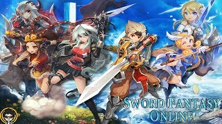Sword Fantasy Online - Anime MMO Action RPG Android Gameplay HD