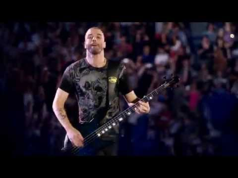 Muse Hysteria Live At Rome Olympic Stadium Hd video