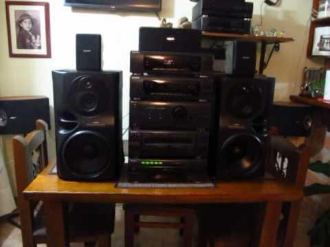 Equipo de Sonido SONY LBT-N650AV de 5 canales