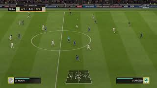 Fifa 19 gameplay with top 100 player xbachaa