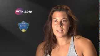 Marion Bartoli Discuses Retirement Decision | English