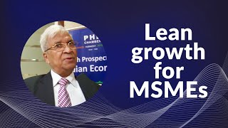 Lean growth for MSMEs