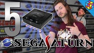 5 SEGA Saturn Games You Should Emulate | LaunchBox feat. RGT 85