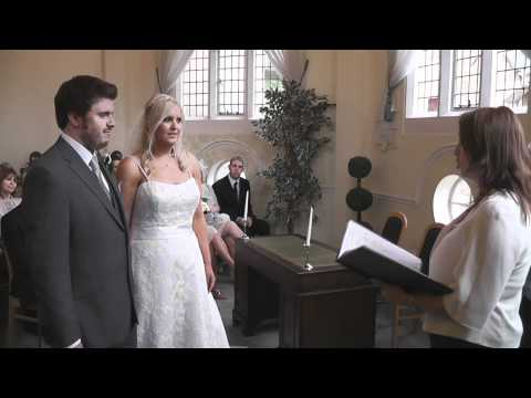 0 The Wedding of Mr & Mrs West (Broxbourne Registry Office)