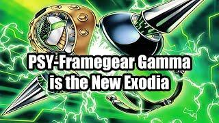 PSY-Framegear Gamma is the New Exodia