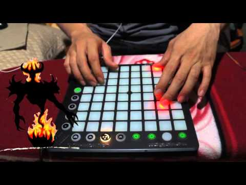 Skrillex - Cinema Dota Hero Voices Launchpad S Project File