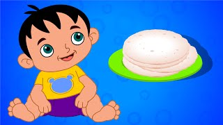 Chinna Chinna Dosaiyaam - Chellame Chellam - Cartoon/Animated Tamil Rhymes For Kutty Chutties