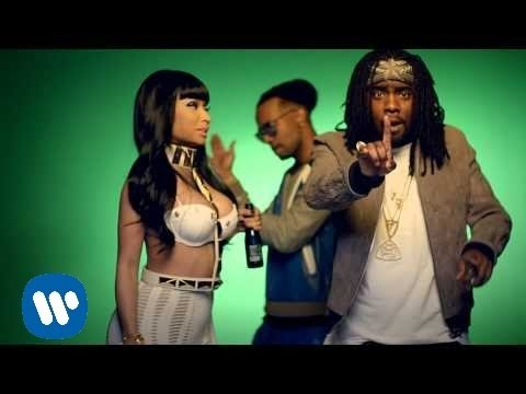 Wale Ft. Nicki Minaj & Juicy J -clappers (official Video) video