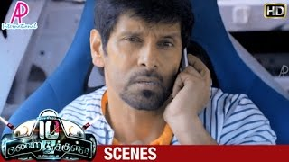 10 Endrathukulla Tamil Movie | Scenes | Vikram accepts to go to Mussoorie | Samantha | Pasupathy