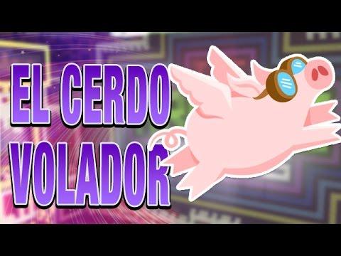 EL CERDO VOLADOR   C/Luh y Exo   MINECRAFT