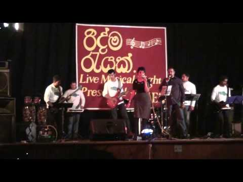 Tharuka Pelin Eha By Sashini Fernando And Niranjan Maldeniya - Ridma Rayak 2013 Hamilton Nz video