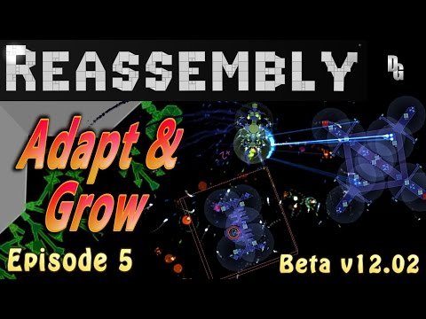 Reassembly - Let's Play - Episode 5 - Evolve, my little minions!