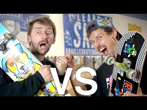 Anything On Flatground Counts | Aaron Kyro VS Jonny Giger