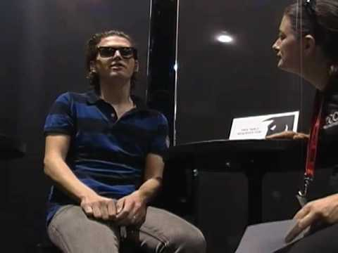 SDCC Mikey Way Interview