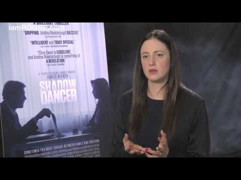 Andrea Riseborough Interview - Shadow Dancer