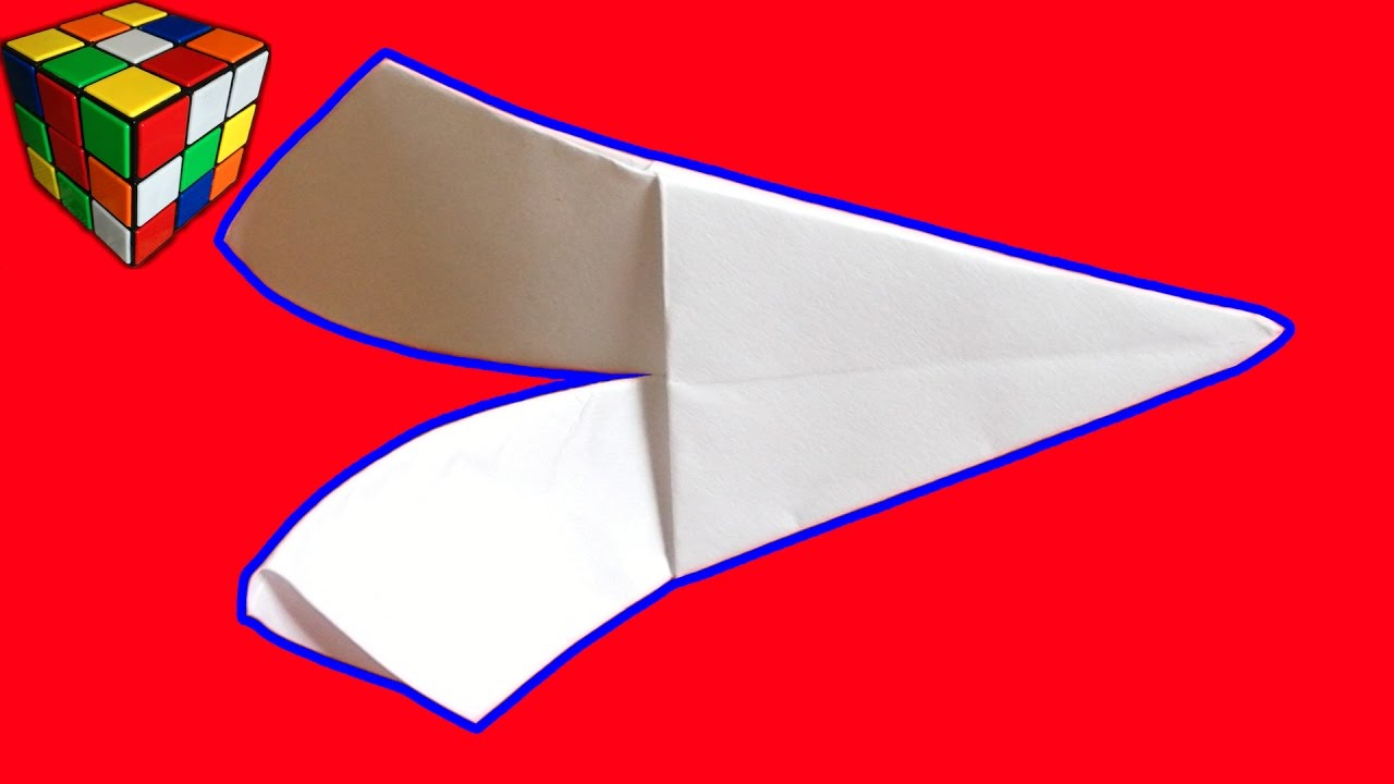 How to Make an Easy Origami Pinwheel or Windmill