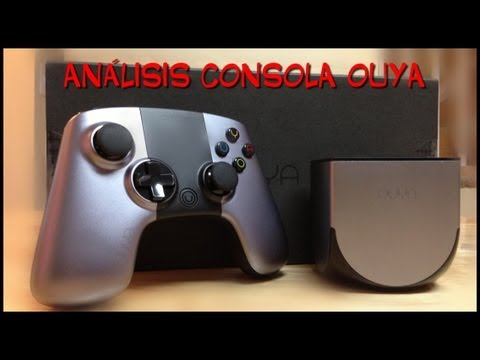 Review y Tour consola OUYA