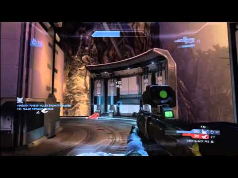 Halo 4 Multiplayer Infinity Slayer Pro Tips and Tricks from Tutor | Matchmaking Gameplay