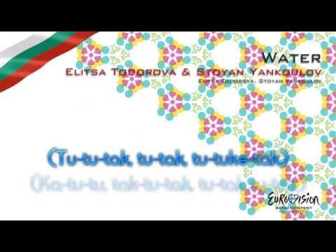 "Elitsa Todorova & Stoyan Yankoulov - ""Water"" (Bulgaria) - [Instrumental version]"