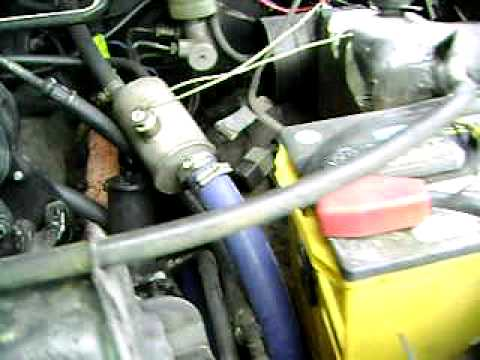 Vegetable Oil in a Diesel.  Ford 7.3 IDI Diesel. WVO