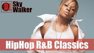 Old School R&B Hip Hop Mix #2 | 2000s 90s Classics Black Music | DJ SkyWalker