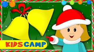 Jingle Bells | Christmas Carol | Christmas Song for Children by Kidscamp