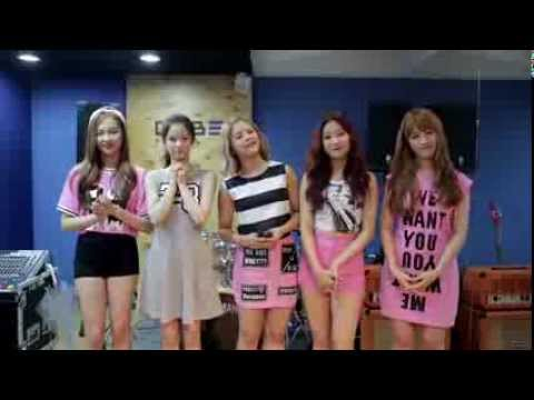 CLC say Hi to Malaysia fans!