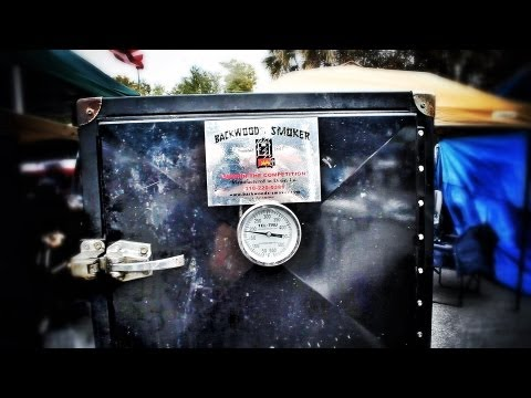 Backwoods Smoker Tricks - Grill Tour