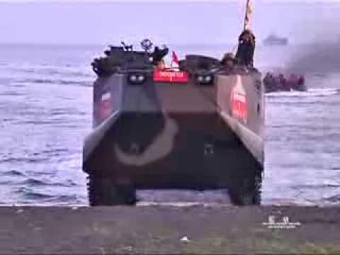 Latihan Gabungan TNI 2013