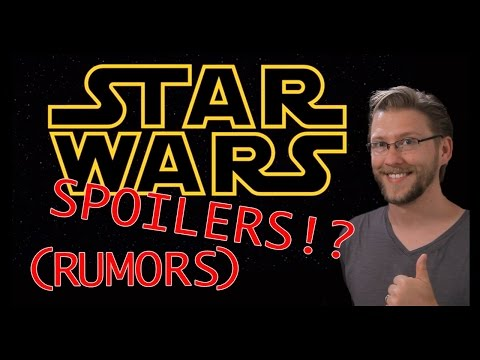 Star Wars Episode VII Plot Rumors!! - CineFix Now